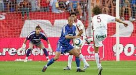 Sevilla, uma recordação especial para o Zidane jogador. AFP