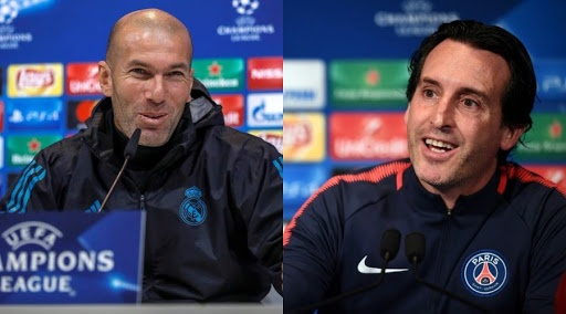 Zidane and Emery are the two most decorated coaches in world football of late. BeSoccer