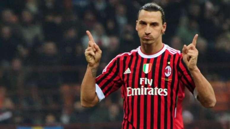 Los detalles de la oferta del Milan a Ibrahimovic. AFP