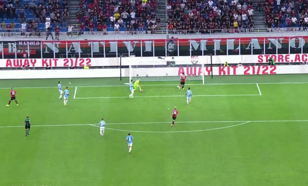 El gol de Ibrahimovic