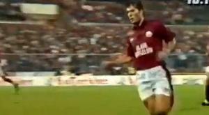 20 años de penurias para el testigo del primer título del Zidane jugador. Captura/Youtube