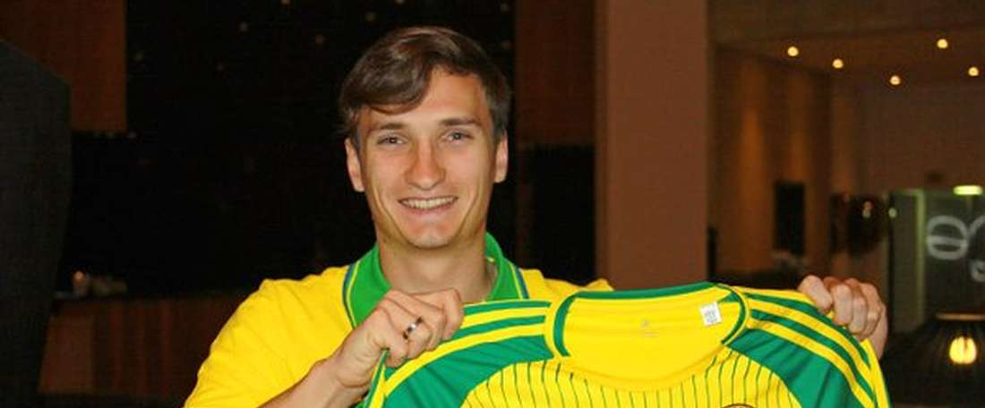Georgi Zotov se desvinculó del Kuban Krasnodar. KubanKrasnodar