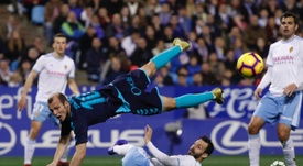 Zaragoza y Albacete empataron sin goles. LaLiga