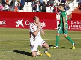 El Albacete se libró de la derrota. LaLiga