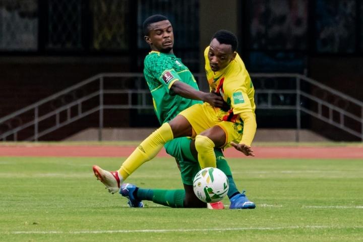 Iheanacho stars as Nigeria make winning start in World Cup qualifying. AFP