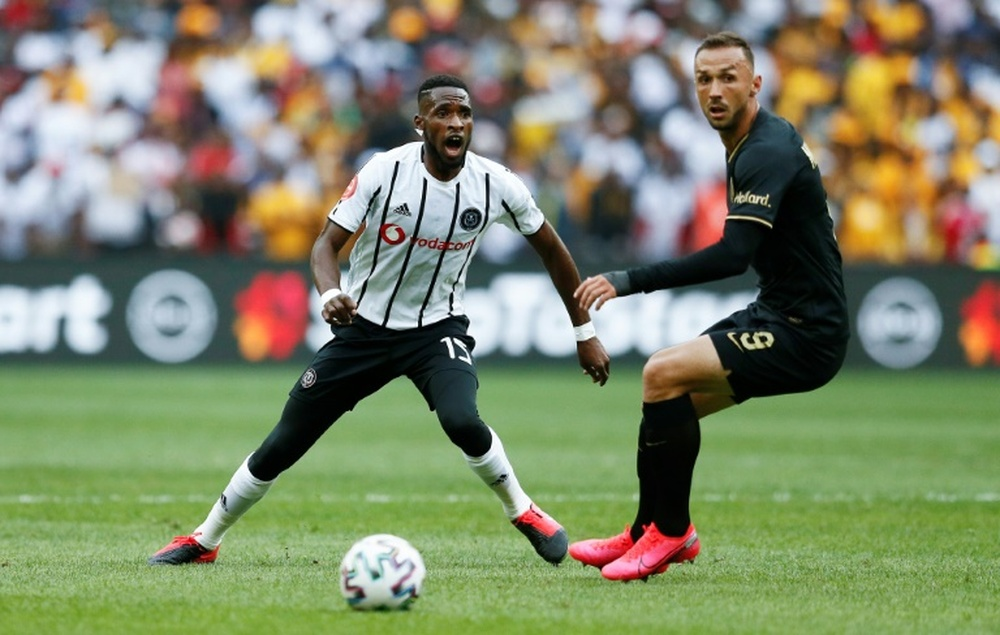 Kaizer Chiefs cruised to a comfortable victory against Simba. DUGOUT