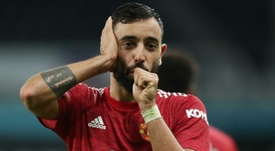 Maguire out, Fernandes to captain Man Utd against PSG. AFP