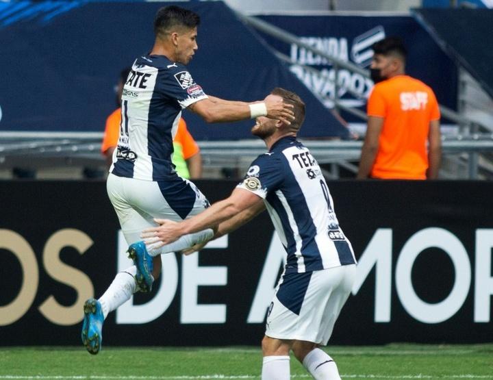 Club America, Monterrey advance in CONCACAF Champions League