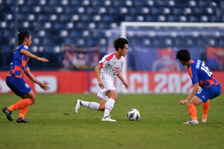 It is between Kitchee and Cerezo Osaka to see who will win AFC CL's Group J. AFP