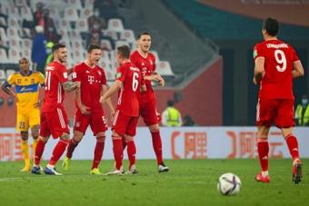 Bayern Munich beat Tigres to win Club World Cup. AFP