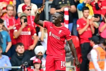 Mane reaches century as Liverpool top Premier League, Arsenal ease Arteta pressure. AFP
