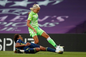Chelsea to face Wolfsburg in Women's Champions League quarters. AFP