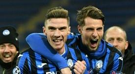 'Courage to dare' Atalanta shoulder Italian hopes in Champions League