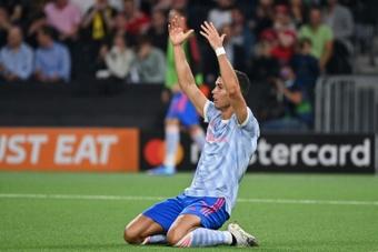 Ronaldo's Man Utd seek response, Chelsea look to Lukaku in Spurs clash. AFP