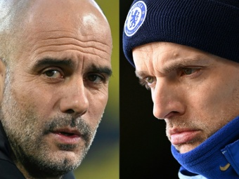 Chelsea face Man City test as Liverpool, Man Utd bid to keep pace. AFP