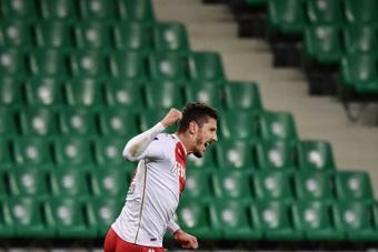 Monaco overwhelm Saint-Etienne to boost Ligue 1 title hopes
