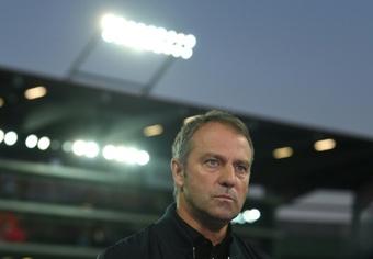 Germany struggled to beat minnows Liechtenstein in St Gallen on Hansi Flicks debut in charge. AFP