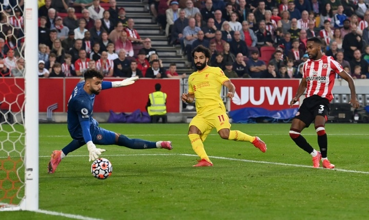 African players in Europe: Salah scores to share the Golden Boot lead