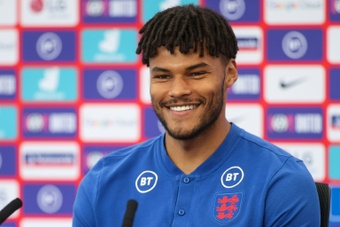 Mings remains adamant on England's support of the BLM movement. AFP