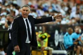 Real Madrid liberated by Ancelotti return but tougher tests await. AFP