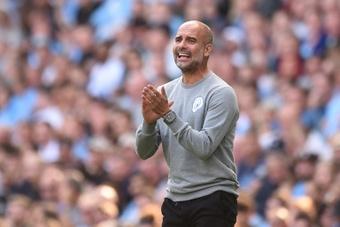 Pep Guardiola embraces 'challenge' of toughest Premier League