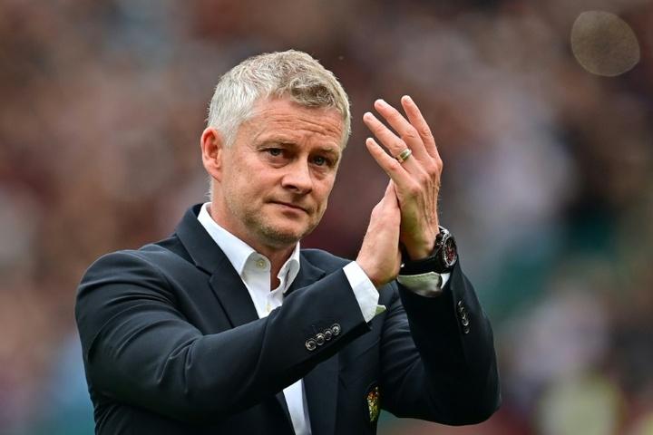 Pressure mounts on Solskjaer as Man Utd stumble again. AFP