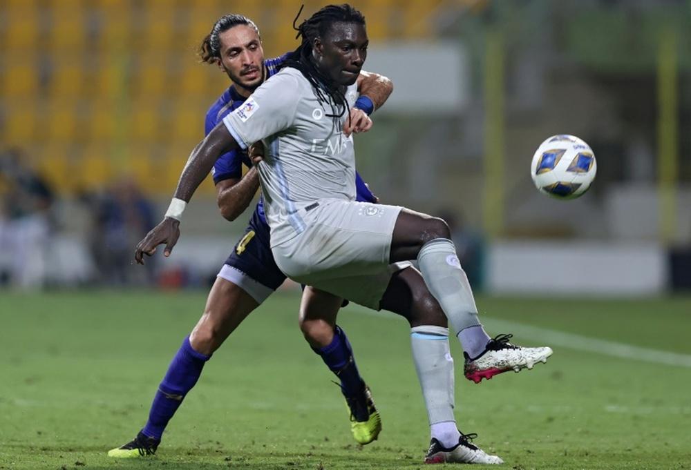 Al Hilal ease into Asian Champions League last eight. AFP