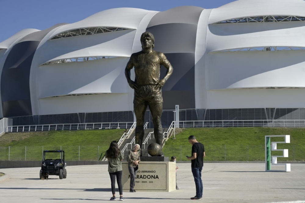 Maradona psychiatrist denies blame in star's death. AFP