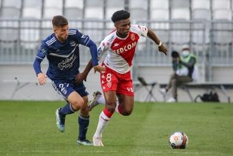 Monaco's Tchouameni suffers racist abuse against Sparta Prague