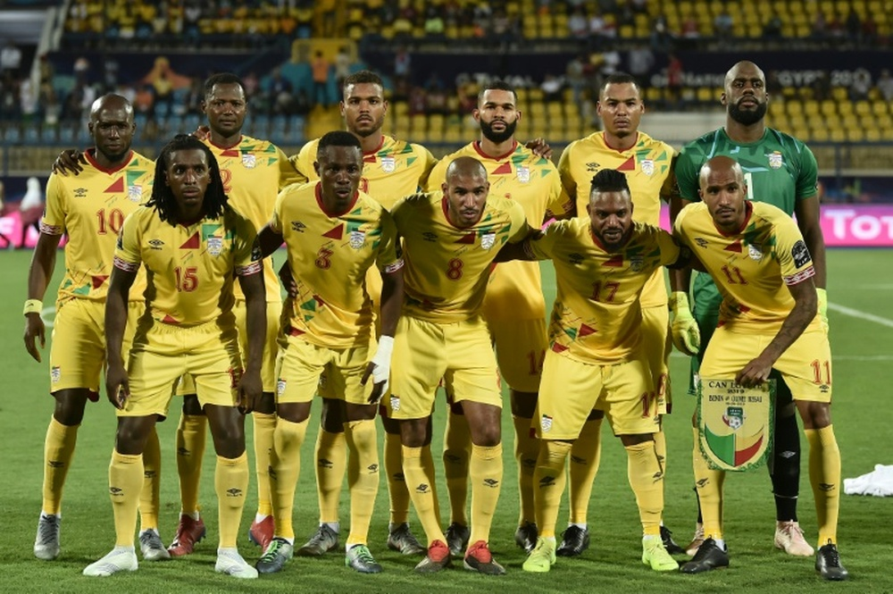 Benin were due to play Sierra-Leone this Monday. AFP