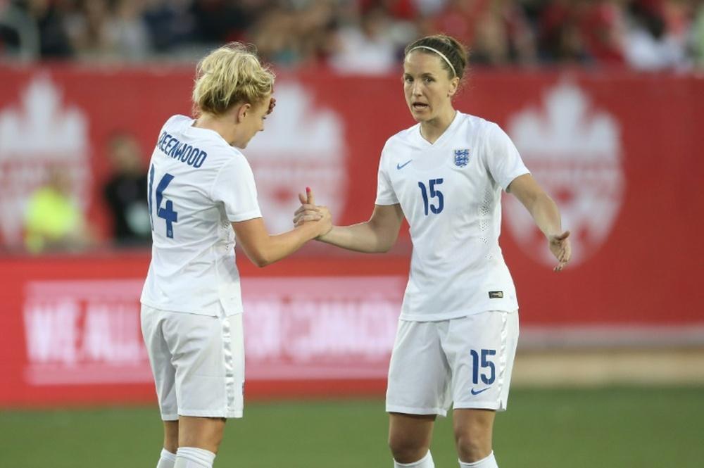 Man United women's team have a new head coach. AFP