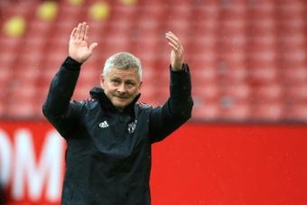 Sancho, Varane arrivals raise expectations for Solskajer at Man Utd. AFP
