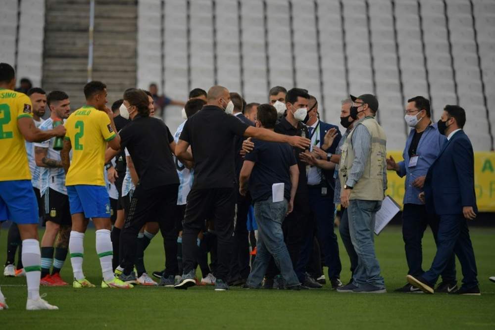 Brazil's health regulator hacked after Argentina qualifier controversy