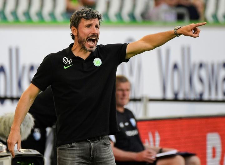 Bundesliga winner van Bommel enjoys flying start with Wolfsburg. AFP