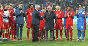 'Ashamed' Bayern to punish offensive banner culprits after bizarre finale. AFP