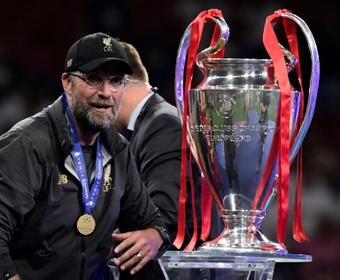 Liverpool face toughest Champions League group, says Klopp. AFP