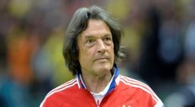 Hans-Wilhelm Mueller-Wohlfahrt started with the team in 1996. AFP