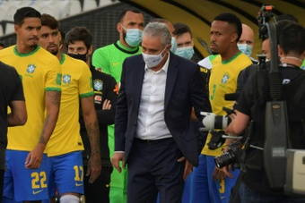 Brazil coach Tite says football 'not above the law'