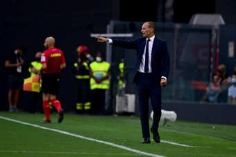 Juve without Chiesa, South American stars at Napoli, says Allegri. AFP