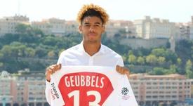 Monaco's new signing. AFP