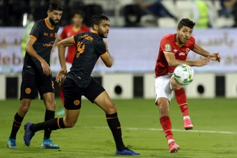Ahly punish 10-man Chiefs to win CAF Champions League 10th time