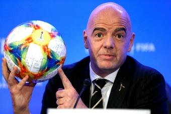 FIFA to consult football leaders on international calendar. AFP
