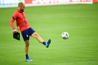 Youthful US ready to exorcise World Cup nightmare