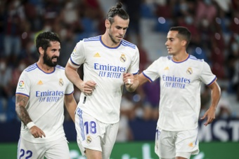 Bale scores but Real need Vinicius to earn draw. AFP