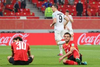 Bayern Munich into Club World Cup final. AFP