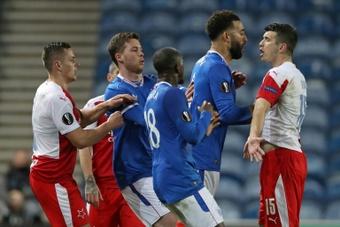 Kudela voted best Czech defender as UEFA 'racism' verdict looms. AFP