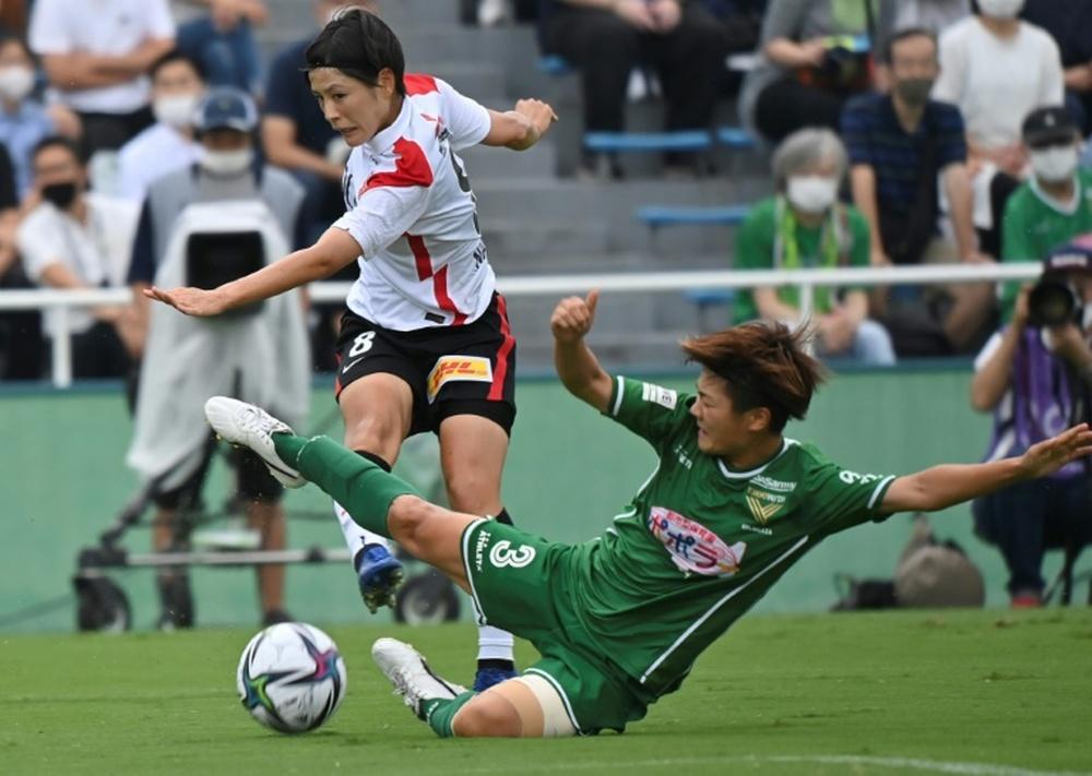 Japan eyes football revival as first women's pro league kicks off