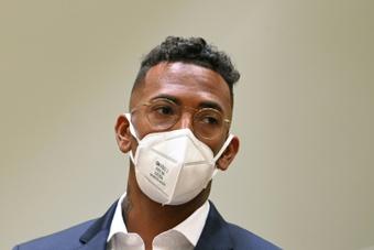Germany star Boateng denies 'punching, biting' ex-girlfriend