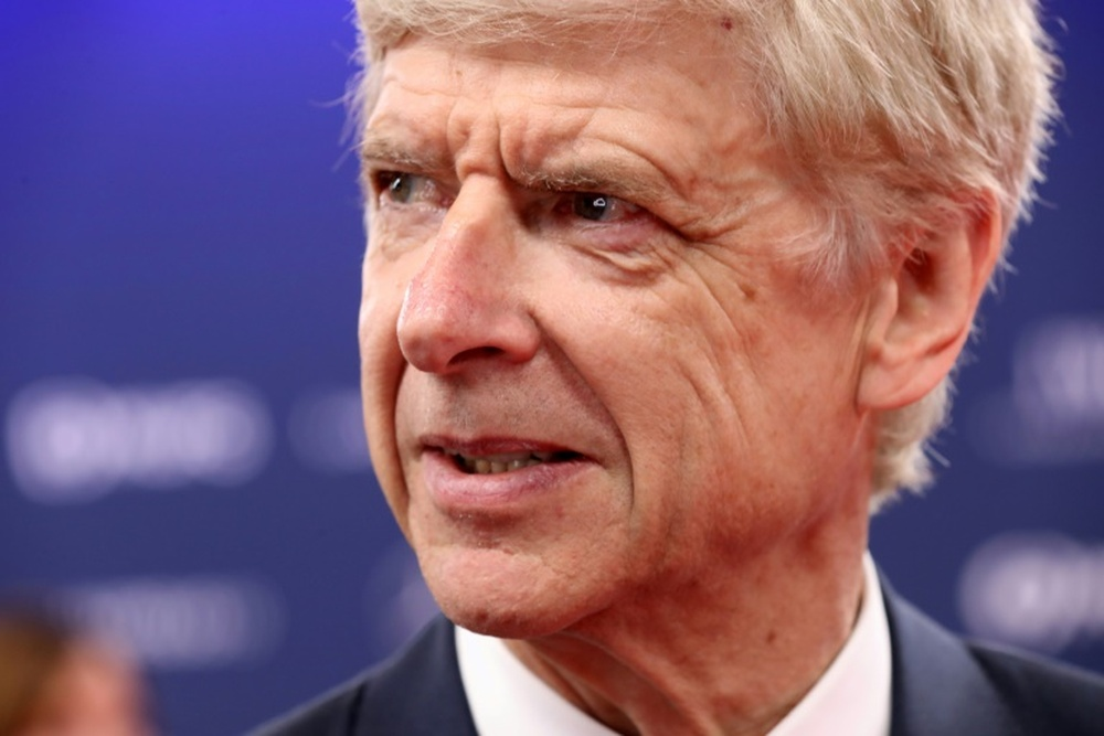 Arsene Wenger has called for the World Cup every two years. AFP