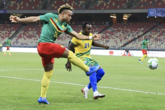 African Cup of Nations qualifying threw up surprise qualifiers and eliminations. AFP